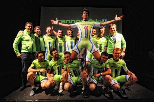 Présentation des équipes saison 2014 (2) : Cannondale Pro Cycling Team