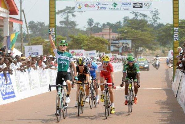 Tropicale Amissa Bongo 2014 (1ere étape) : Sanchez démarre en trombe...
