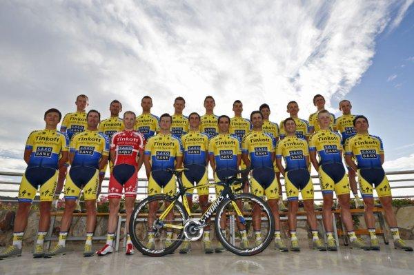 Présentation des équipes saison 2014 (4) : Team Tinkoff-Saxo