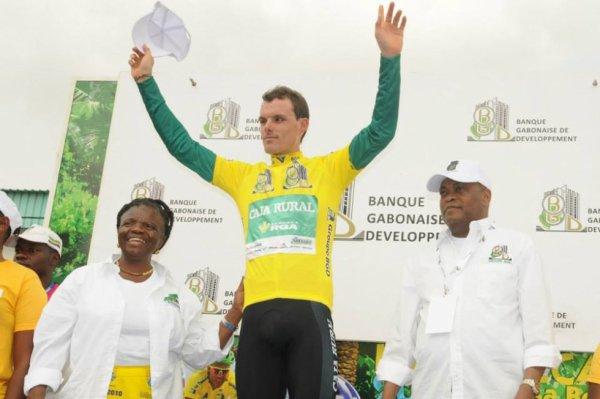 Tropicale Amissa Bongo 2014 (2eme étape) : Baugnies remporte l'étape, Sanchez s'empare du maillot jaune...