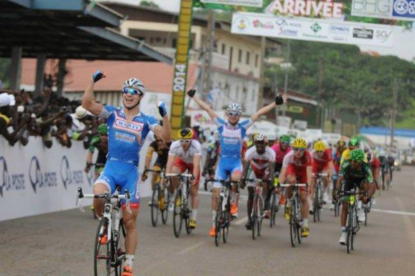 Tropicale Amissa Bongo 2014 (3eme étape) : la bonne dynamique de l'équipe Wanty...