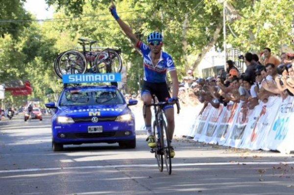 Tour de San Luis 2014 (1ere étape) : Philip Gaimon s'impose en solitaire...