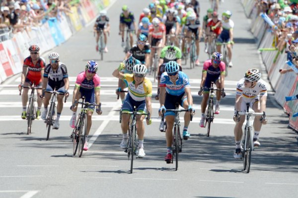 Tour Down Under 2014 (1ere étape) : Gerrans bat Greipel au sprint...