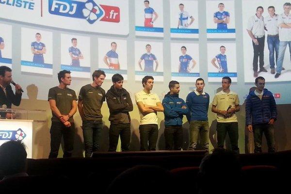 Présentation des équipes 2014 (5) : FDJ.FR