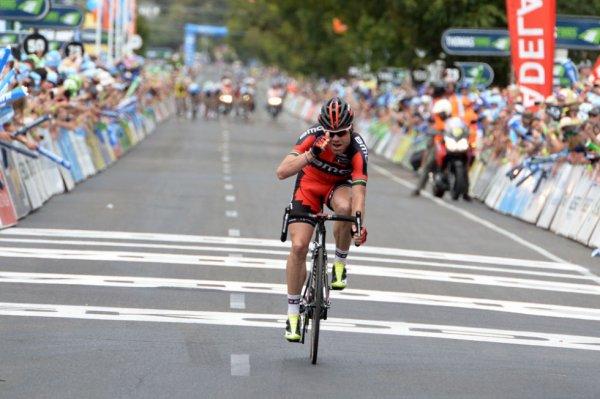 Tour Down Under 2014 (3eme étape) : Cadel Evans prend le pouvoir...