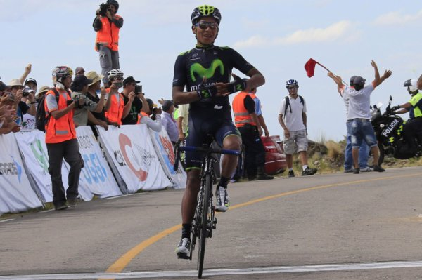 Tour de San Luis 2014 (4eme étape) : Nairo Quintana remporte l'étape reine...