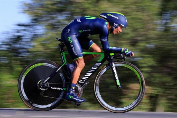 Tour de San Luis 2014 (5eme étape) : Malori gagne le contre la montre, Quintana nouveau leader