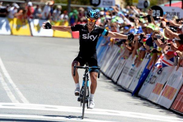 Tour Down Under 2014 (5eme étape) : Richie Porte remporte l'étape-reine, Gerrans reprend le maillot de leader à Evans...