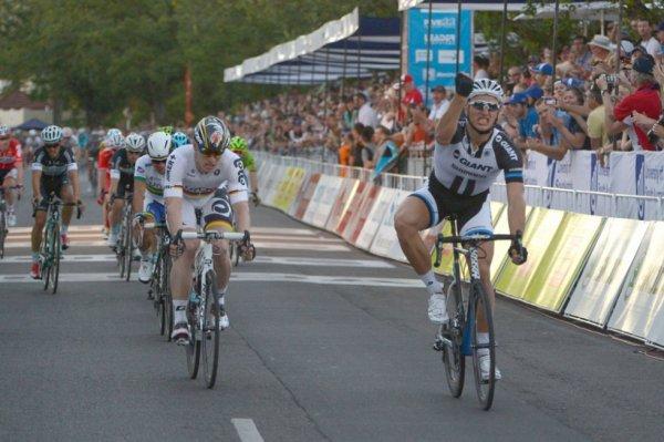 Tour de Dubaï 2014 (3eme étape) : Marcel Kittel remporte sa 2eme victoire d'étape...