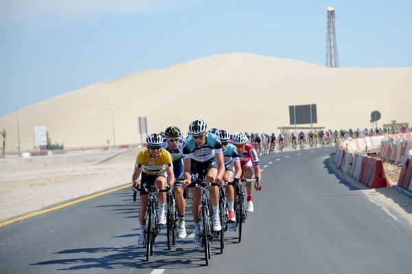 Tour du Qatar 2014 : Désert à volonté...