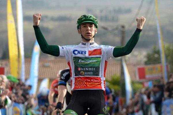 Etoile de Bessèges 2014 (4eme étape) : Bryan Coquard fait le mur... et remporte sa 2eme victoire d'étape...
