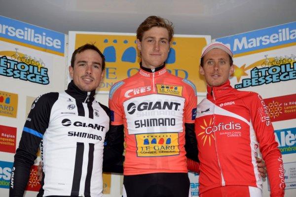 Etoile de Bessèges 2014 (5eme étape) : Ludvigsson, étoile du chrono...