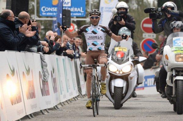 Tour Méditerranéen 2014 (5eme étape) : Jean-Christophe Péraud roi du Faron...