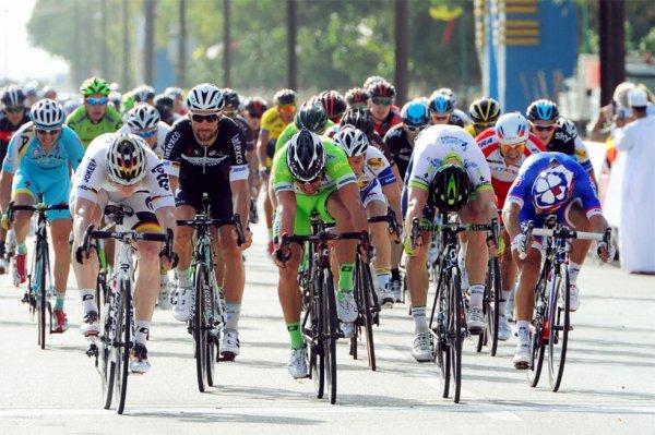Tour d'Oman 2014 (1ere étape) : Greipel s'impose d'un souffle ...