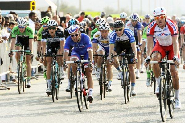 Tour d'Oman 2014 (2eme étape) : Alexander Kristoff comme un hommage...