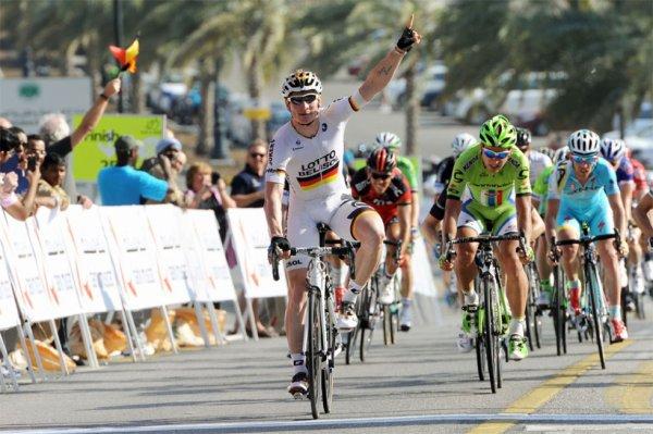 Tour d'Oman 2014 (3eme étape) : Greipel amasse, Froome se découvre...