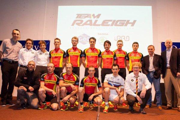 Présentation des équipes 2014 (8) : TEAM RALEIGH