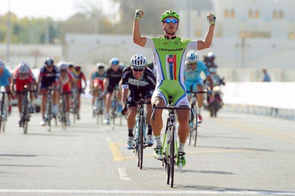 Tour d'Oman 2014 (4eme étape) : Première victoire de la saison pour Sagan...