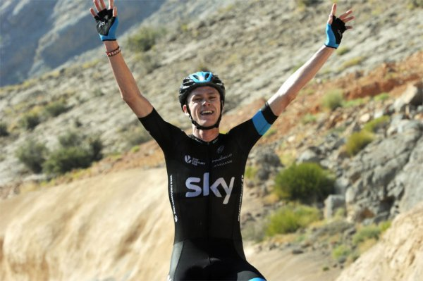 Tour d'Oman 2014 (5eme étape) : le retour de Christopher Froome...