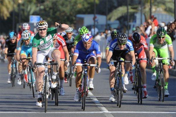Tour d'Oman 2014 (6eme étape) : André Greipel remporte l'étape, Christopher Froome vainqueur pour la 2eme fois...