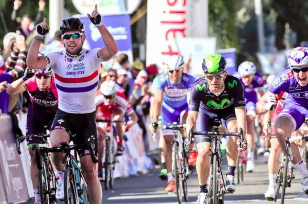 Tour d'Algarve 2014 (5eme étape) : le festival d'Omega Pharma-Quick Step...