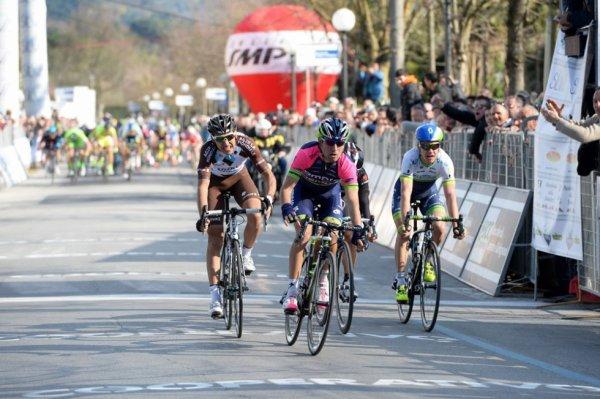 Grand Prix Camaiore 2014 : Diego Ulissi vainqueur au sprint devant Montaguti