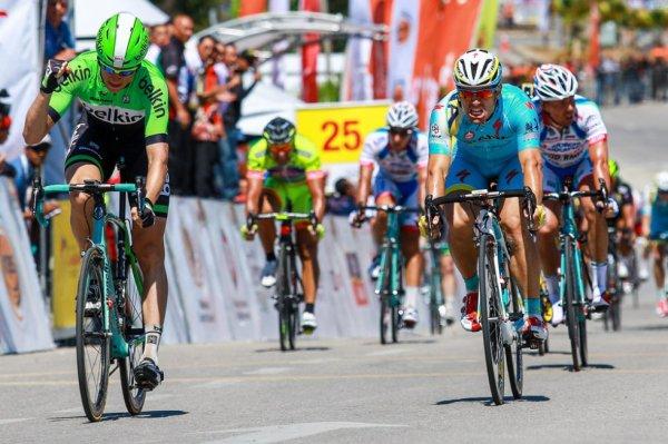 Tour de Langkawi 2014 (8eme étape) : Theo Bos triple la mise...