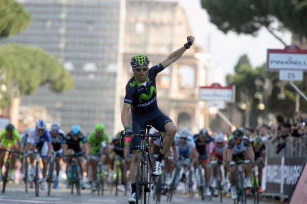 Roma Maxima 2014 : Alejandro Valverde impérial