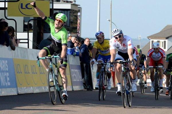 Paris-Nice 2014 (2eme étape) : Moreno Hofland surprend les sprinters