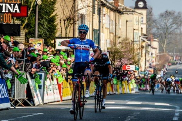 Paris-Nice 2014 (4eme étape) : Slagter gagne à Belleville, Thomas nouveau leader