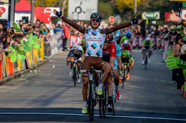 Paris-Nice 2014 (5eme étape) : Carlos Betancur entre en scène