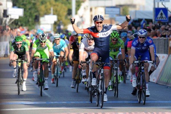 Tirreno-Adriatico 2014 (2eme étape) : Matteo Pelucchi surprend en s'imposant au sprint