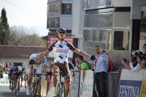 Paris-Nice 2014 (6eme étape) : Carlos Betancur bisse et prend le pouvoir à Fayence
