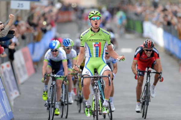 Tirreno-Adriatico 2014 (3eme étape) : Peter Sagan prend sa revanche sur Michal Kwiatkowski, nouveau leader