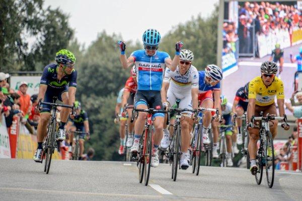 Paris-Nice 2014 (7eme étape) : Slagter en costaud, Betancur conserve le maillot de leader