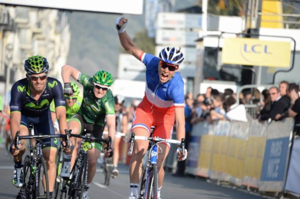 Paris-Nice 2014 (8eme étape) : Arthur Vichot gagne l'ultime étape à Nice, Carlos Betancur remporte l'épreuve