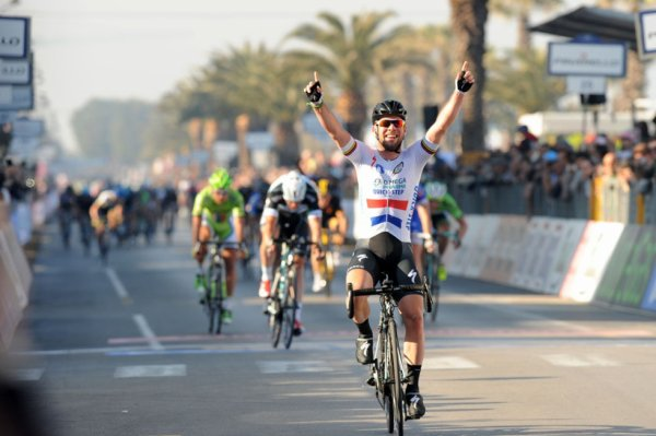 Tirreno-Adriatico 2014 (6eme étape) : Mark Cavendish sans adversaires