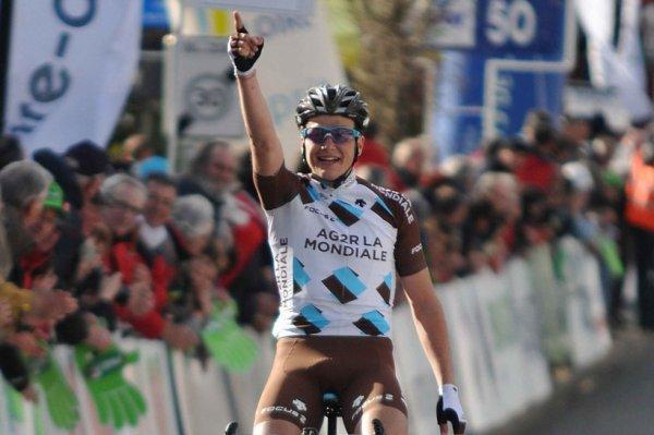 Classic Loire-Atlantique 2014 : la première d'Alexis Gougeard