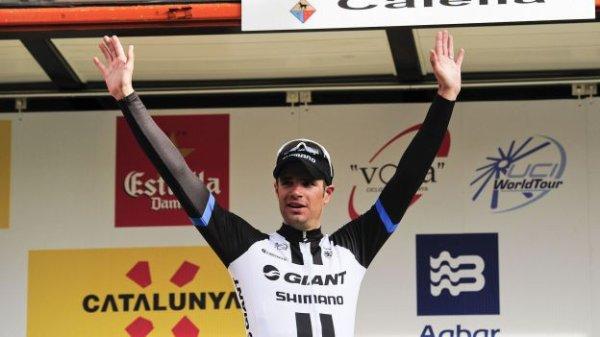 Tour de Catalogne 2014 (2eme étape) : Luka Mezgec récidive, le retour en forme de Voeckler