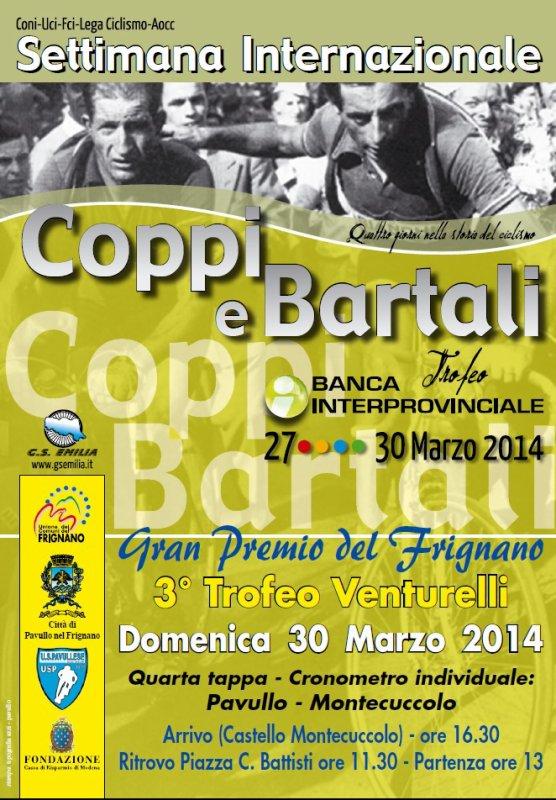 Semaine Internationale Coppi e Bartali 2014 : présentation et palmarès