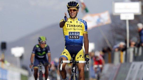 Classement UCI World Tour 2014 (2) : Alberto Contador prend les commandes, AG2R-La mondiale leader par équipes
