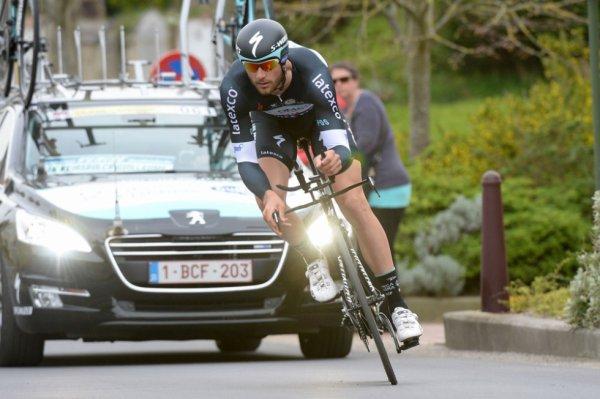 Trois Jours de La Panne 2014 (3eme étape B) : Maciej Bodnar remporte le contre la montre, Van Keirsbulck vainqueur final