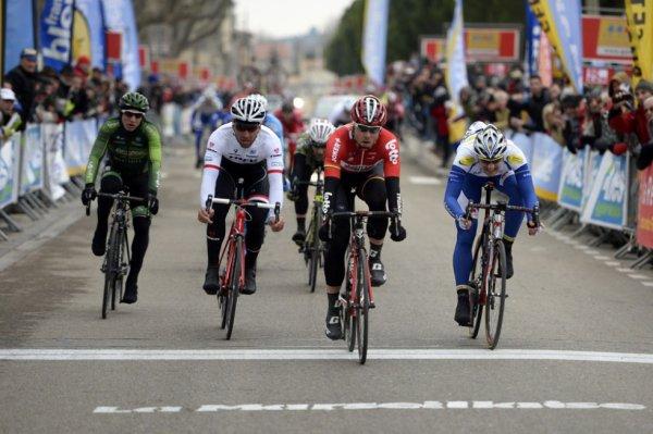 Etoile de Bessèges 2015 (1ere étape Bellegarde / Beaucaire) : Boeckmans s'impose dans le vent...
