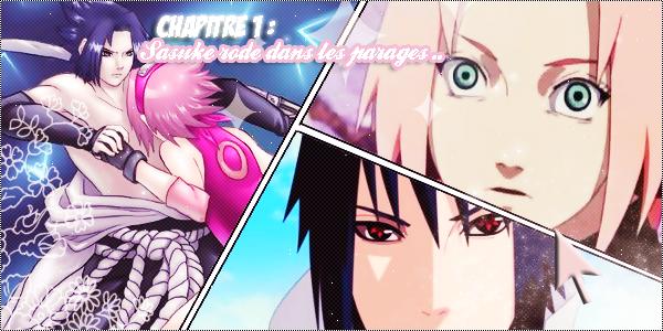 Chapitre 1 : Sasuke rôde dans les parages ..