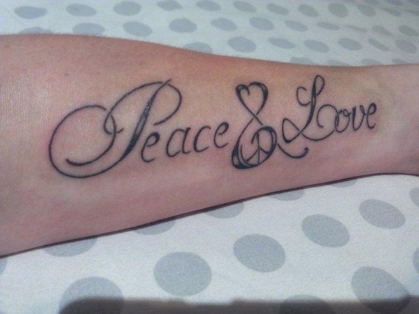 peace <3