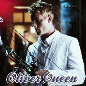 Oliver Queen alias Justin Hartley