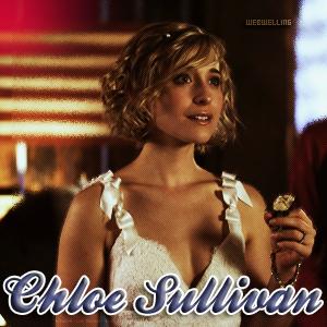 Chloé Sullivan alias Allison Mack