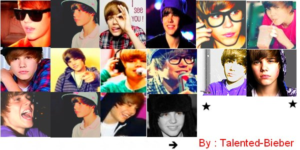 Avatar : Justin Bieber ♥ Dont' touch :p