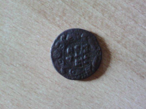Monnaie russe 1734