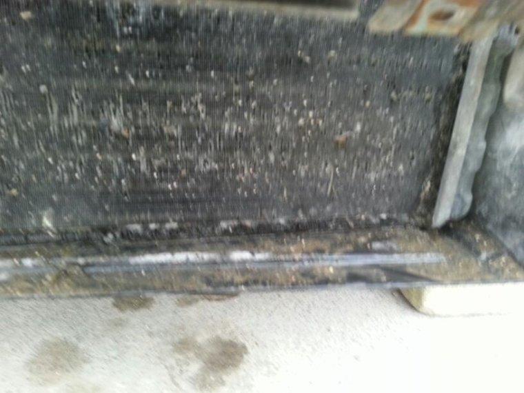 La suite de la polo avec la plaque en tôle que je vai remaitre dans mon coffre pour le remaitre a niveaux :)